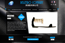 Belletro Website